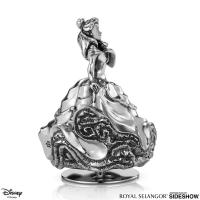 Gallery Image of Belle Music Carousel Pewter Collectible