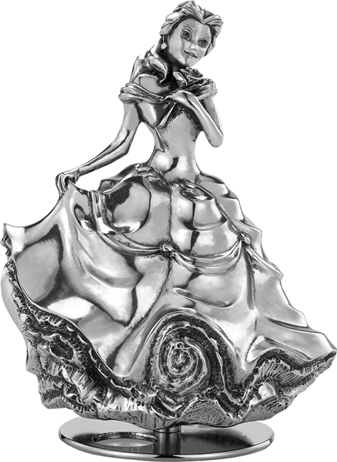 Royal Selangor Belle Music Carousel Pewter Collectible