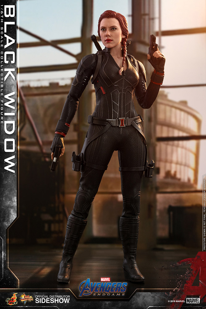 Marvel Black Widow Sixth Scale Figure By Hot Toys Sideshow Collectibles