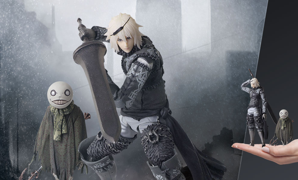 Gallery Feature Image of NieR & Emil Collectible Set - Click to open image gallery