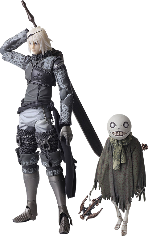 Square Enix NieR & Emil Collectible Set