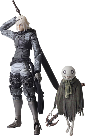 NieR & Emil Collectible Set