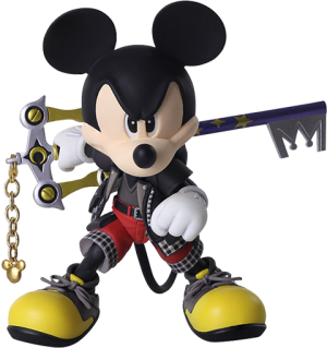 King Mickey Collectible Figure