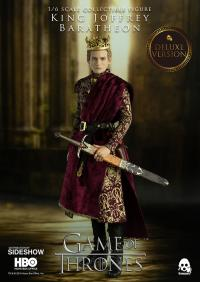 Gallery Image of King Joffrey Baratheon  (Deluxe Version) Sixth Scale Figure