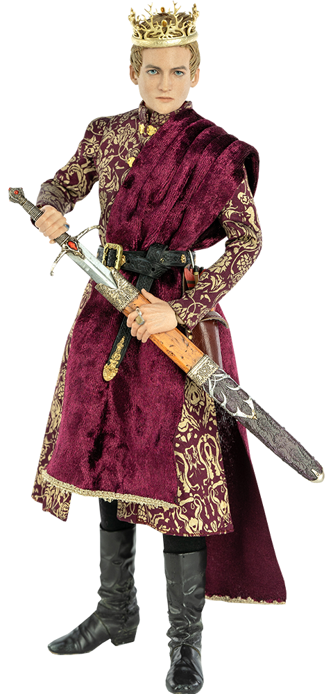 Threezero King Joffrey Baratheon  (Deluxe Version) Sixth Scale Figure
