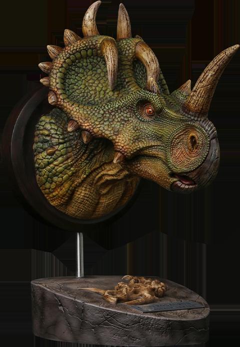 Damtoys Centrosaurus Bust