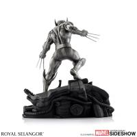 Gallery Image of Wolverine Pewter Collectible