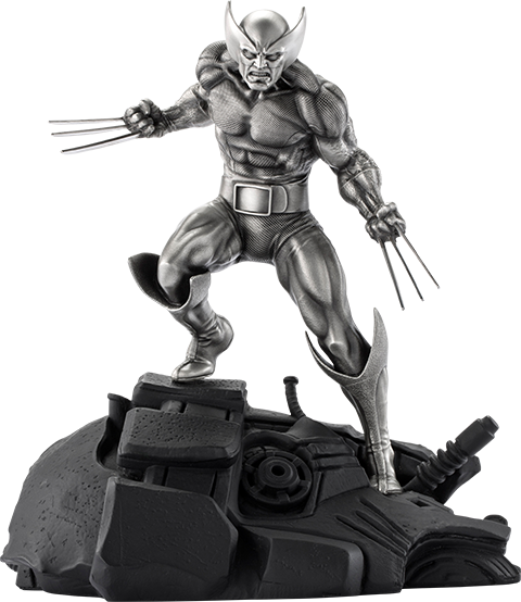 Royal Selangor Wolverine Pewter Collectible