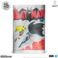 Gallery Image of Batman #1 Silver Foil Silver Collectible