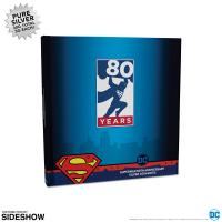Gallery Image of Superman 80th 5g Silver Coin Notes Silver Collectible