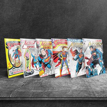 Superman 80th 5g Silver Coin Notes Silver Collectible