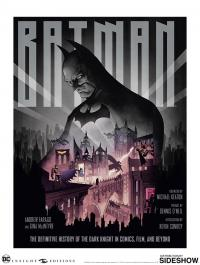 Gallery Image of Batman: The Definitive History of the Dark Knight in Comics, Film, and Beyond Book