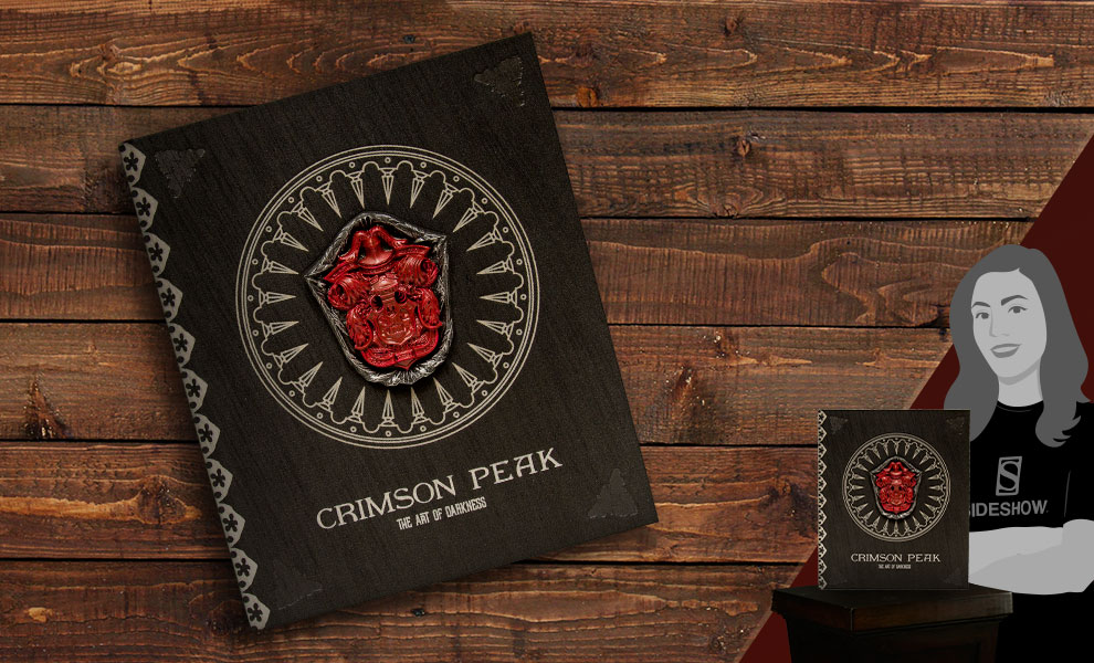Gallery Feature Image of Crimson Peak: The Art of Darkness Limited Edition Book - Click to open image gallery