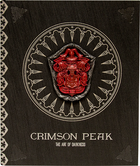 Insight Editions Crimson Peak: The Art of Darkness Limited Edition Book