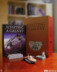 Gallery Image of Sculpting a Galaxy: Inside the Star Wars Model Shop Limited Edition Book