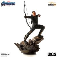 Gallery Image of Hawkeye Statue