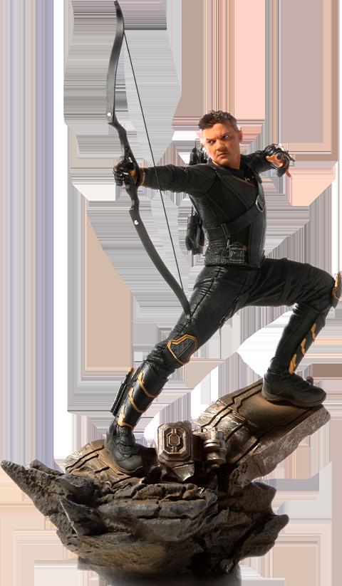 Iron Studios Hawkeye Statue
