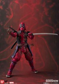 Gallery Image of Deadpool Meisho Manga Realization Collectible Figure
