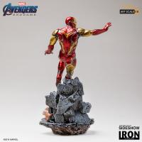 Gallery Image of Iron Man Mark LXXXV 1:10 Scale Statue