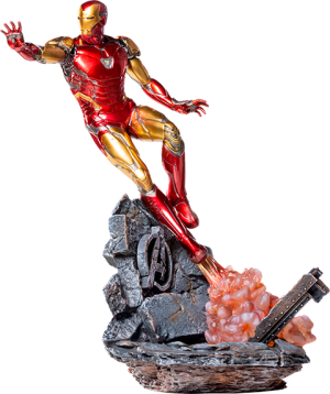 Iron Man Mark LXXXV Statue