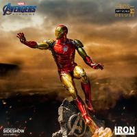 Gallery Image of Iron Man Mark LXXXV (Deluxe) 1:10 Scale Statue