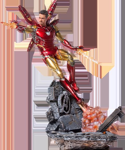 Iron Studios Iron Man Mark LXXXV (Deluxe) Statue