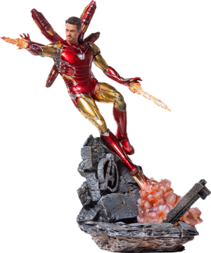 Iron Man Mark LXXXV (Deluxe) 1:10 Scale Statue