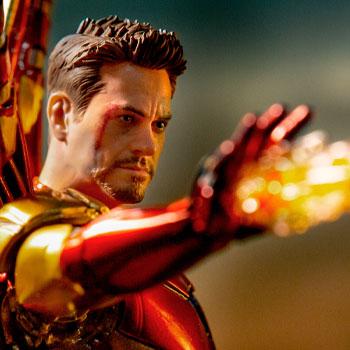 Iron Man Mark LXXXV (Deluxe) Marvel 1:10 Scale Statue