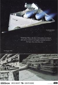 Gallery Image of Sculpting a Galaxy: Inside the Star Wars Model Shop Book