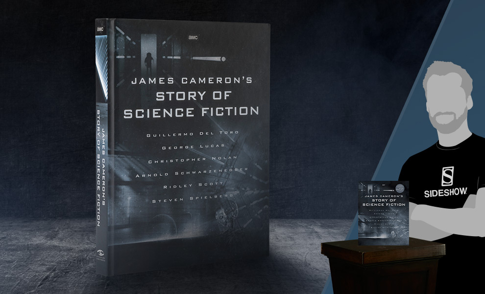 Gallery Feature Image of James Cameron's Story of Science Fiction Book - Click to open image gallery