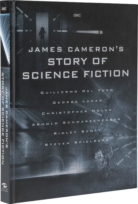 Insight Editions James Cameron's Story of Science Fiction Book