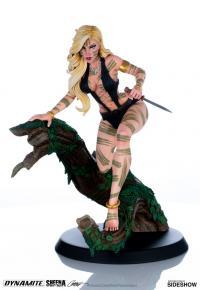 Gallery Image of Sheena 'Night Stalker' Variant Statue