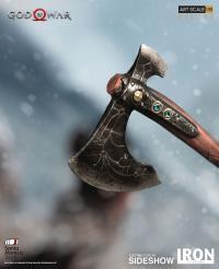 Gallery Image of Kratos & Atreus Deluxe Statue