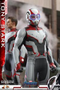 Gallery Image of Tony Stark (Team Suit) Sixth Scale Figure