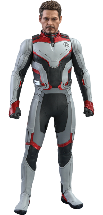 Tony Stark (Team Suit) Sixth Scale Figure