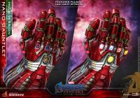 Gallery Image of Nano Gauntlet (Hulk Version) Quarter Scale Figure
