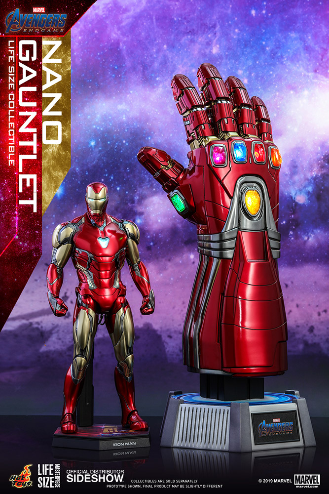 Nano Gauntlet Life Size Replica Sideshow Collectibles