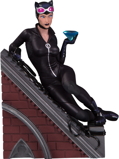 DC Collectibles Catwoman Statue