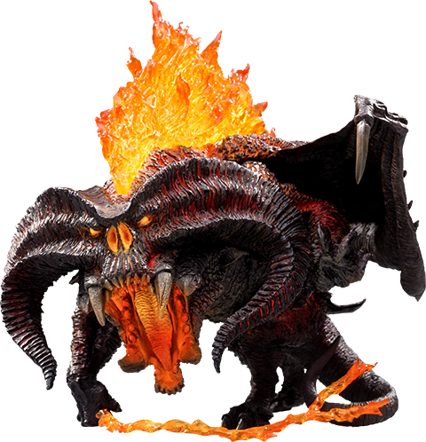 Star Ace Toys Ltd. Balrog Vinyl Collectible