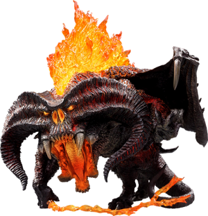 Balrog Vinyl Collectible