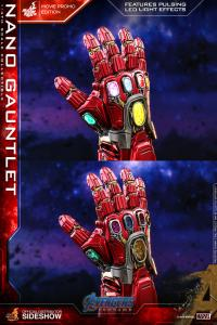Gallery Image of Nano Gauntlet (Movie Promo Edition) Quarter Scale Figure