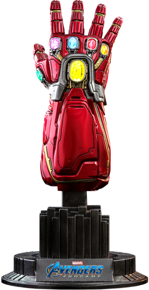Nano Gauntlet (Movie Promo Edition) Quarter Scale Figure
