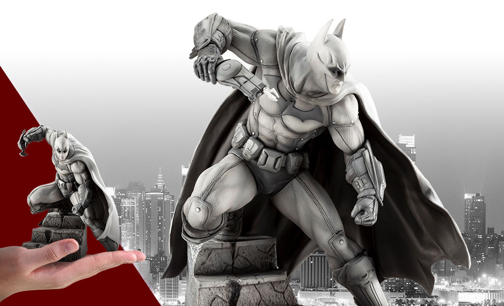 Gallery Feature Image of Batman Arkham City 1:10 Scale Statue - Click to open image gallery
