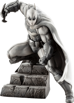 Batman Arkham City 1:10 Scale Statue