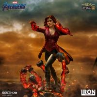 Gallery Image of Scarlet Witch 1:10 Scale Statue