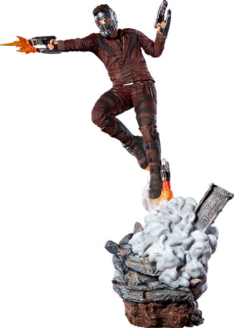 Iron Studios Star-Lord Statue