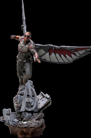 Falcon Statue