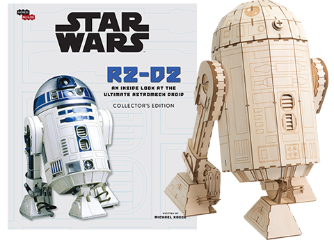 Insight Editions IncrediBuilds: R2-D2 Collector's Edition Collectible Set