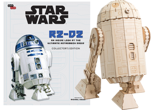 IncrediBuilds: R2-D2 Collector's Edition Collectible Set