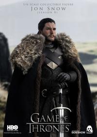 Gallery Image of Jon Snow Sixth Scale Figure